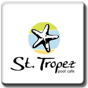 "Restaurant and Pool Cafe ""St.Tropez"""